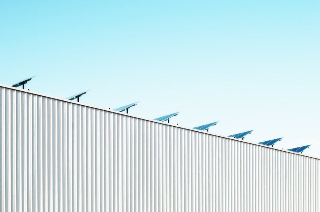 Reagan Took Solar Panels Off The White House